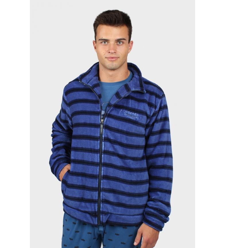 Comprar Admas Vestido acolchoado azul