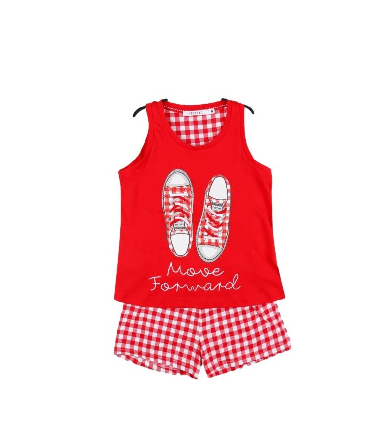 Comprar Admas Pyjama Move Forward rouge
