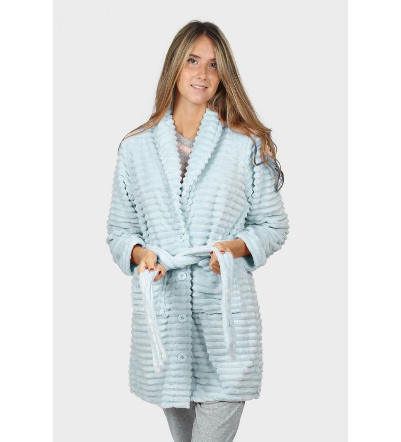 Comprar Admas Winter Paisley Long Sleeve Warm Water Gown