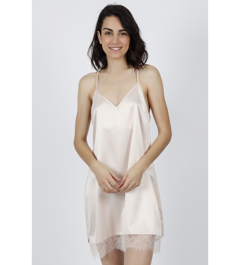 Comprar Admas Suspensores de camisolas nuas da Marinha e Preto