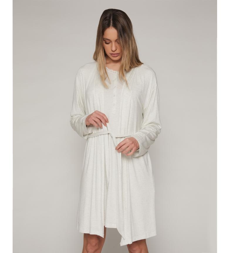 Comprar Admas Robe de base blanche