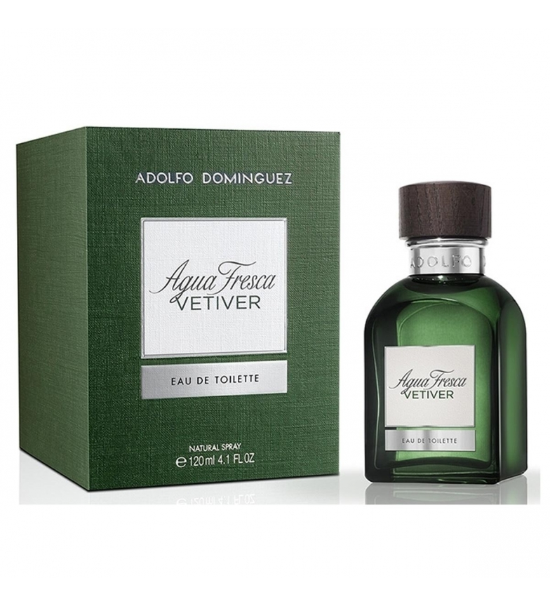 Comprar Adolfo Dominguez Vetiver Eau de Toilette 120ml