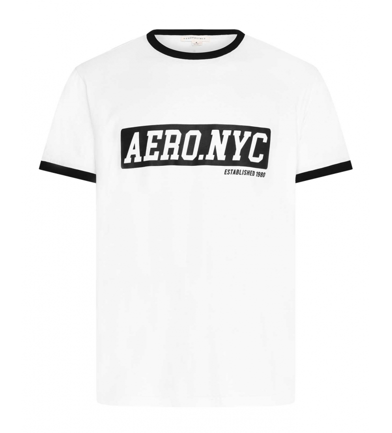 Comprar Aéropostale T-shirt NF503 white