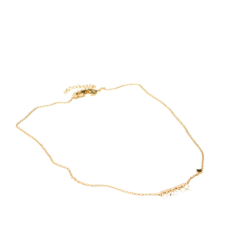 Comprar Agatha Ruiz De La Prada Oro argento vasca da bagno collana