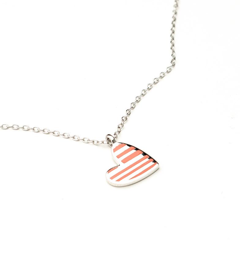 Comprar Agatha Ruiz De La Prada Collar de plata Corazón