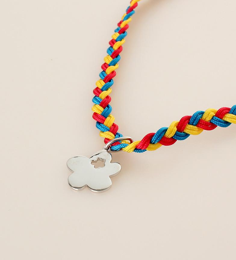 Comprar Agatha Ruiz De La Prada Silver, cordon necklace Nube Arco Iris