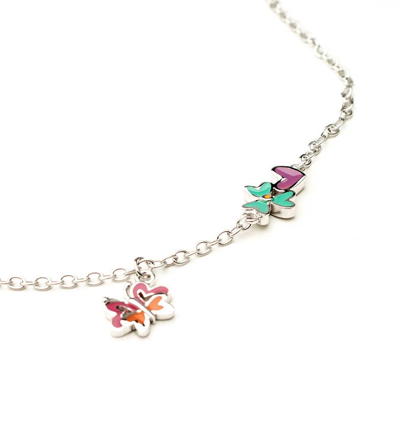 Comprar Agatha Ruiz De La Prada Collier en argent Papillon