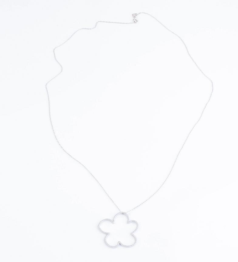 Comprar Agatha Ruiz De La Prada Collar de plata Nube cristal Mami Carmela plata