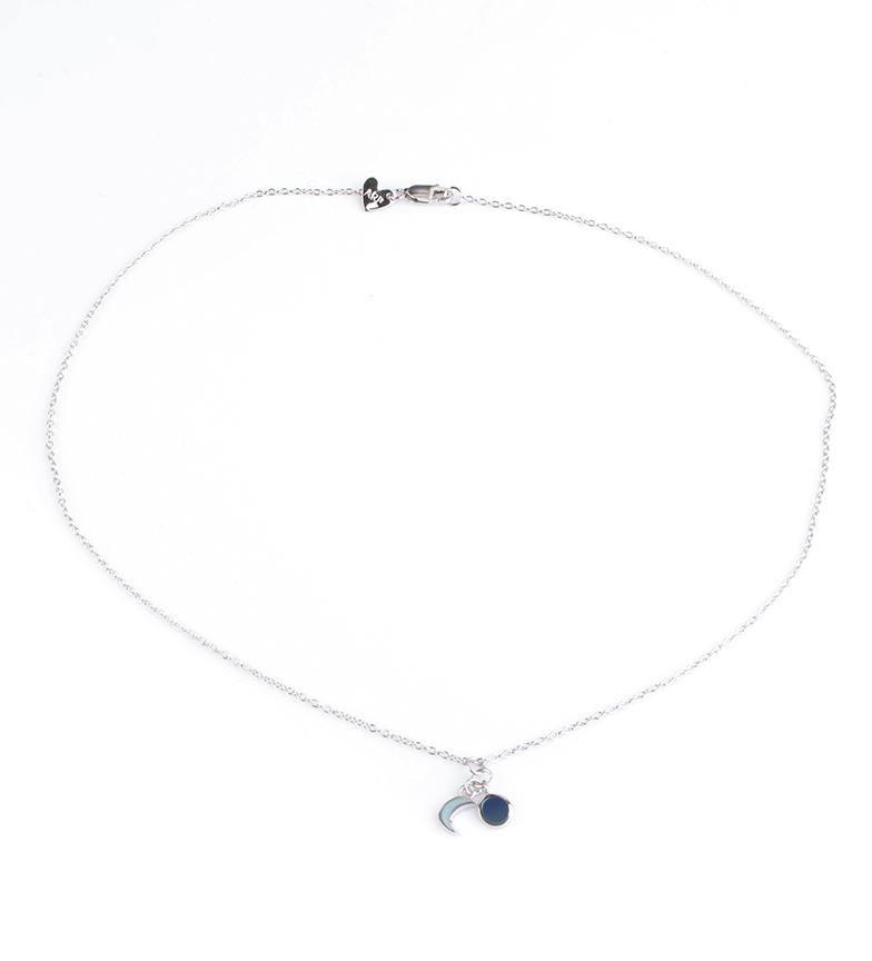Comprar Agatha Ruiz De La Prada Necklace Ugo moon silver