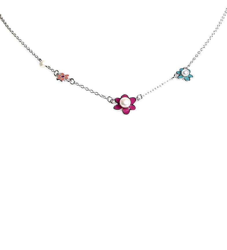 Comprar Agatha Ruiz De La Prada Necklace Laia Flowers silver