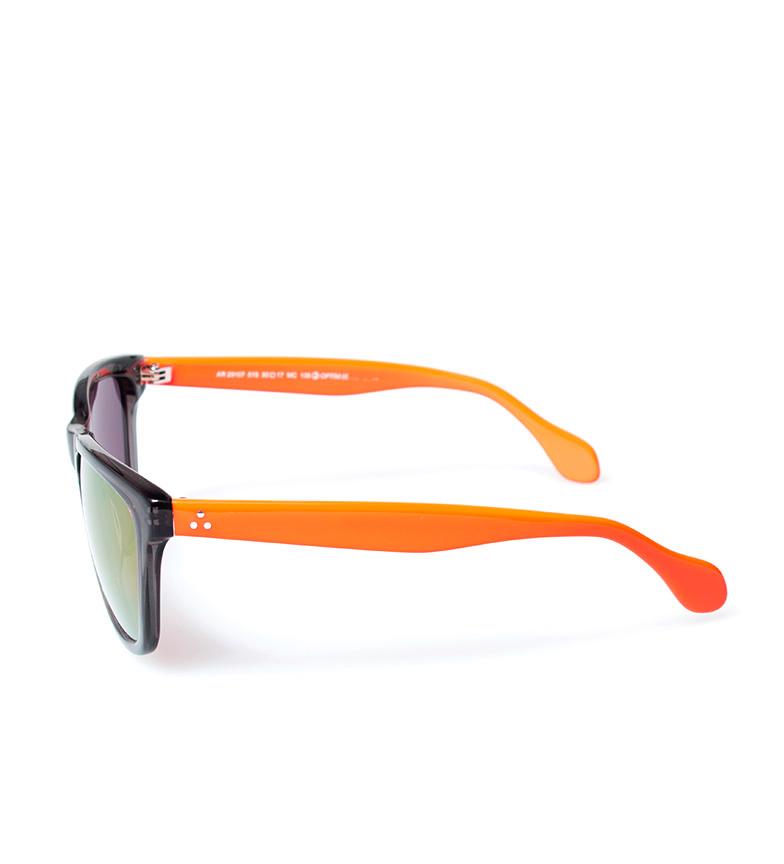 Agatha Ruiz De La Prada Gafas de sol AR29107 gris cristal, naranja