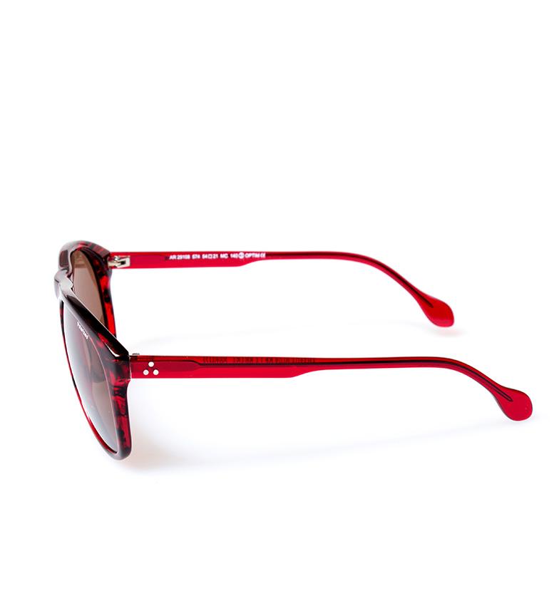 Agatha Ruiz De La Prada Gafas de sol AR29108 rojo cristal