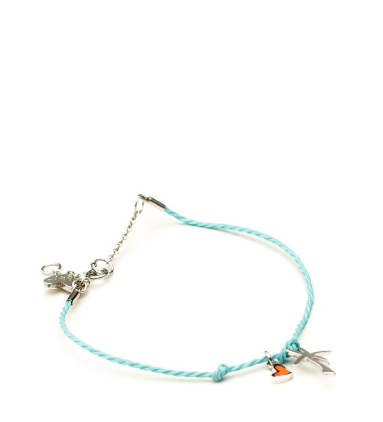 Comprar Agatha Ruiz De La Prada Bleu bracelet en argent Palmera