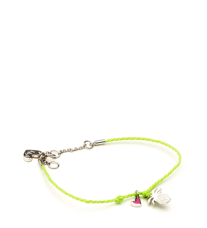 Comprar Agatha Ruiz De La Prada Silver pineapple bracelet