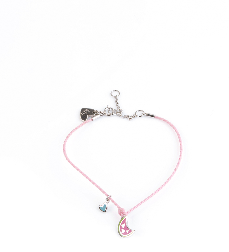 Comprar Agatha Ruiz De La Prada Bracelet en argent rose pastèque