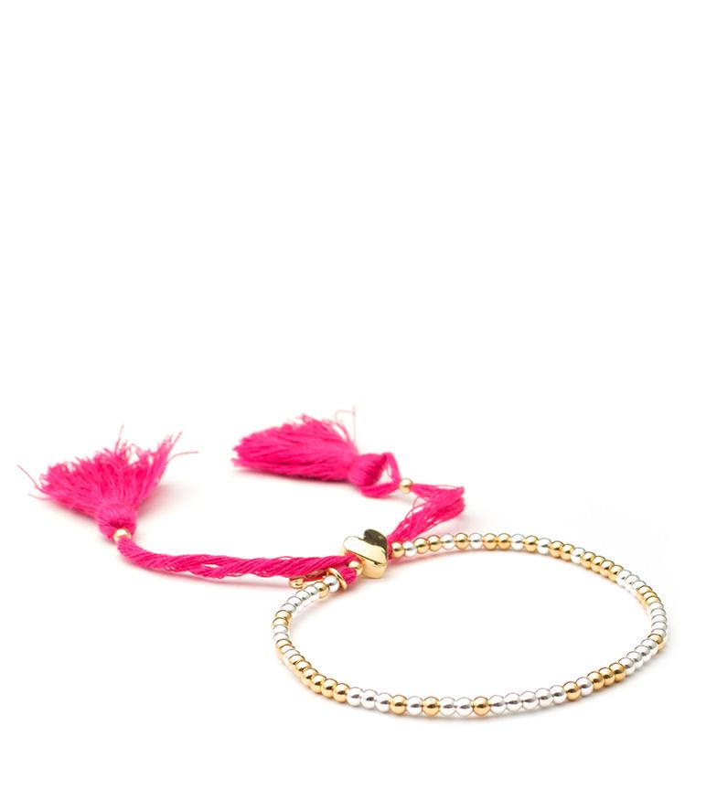Comprar Agatha Ruiz De La Prada Pulsera Gipsy Beads