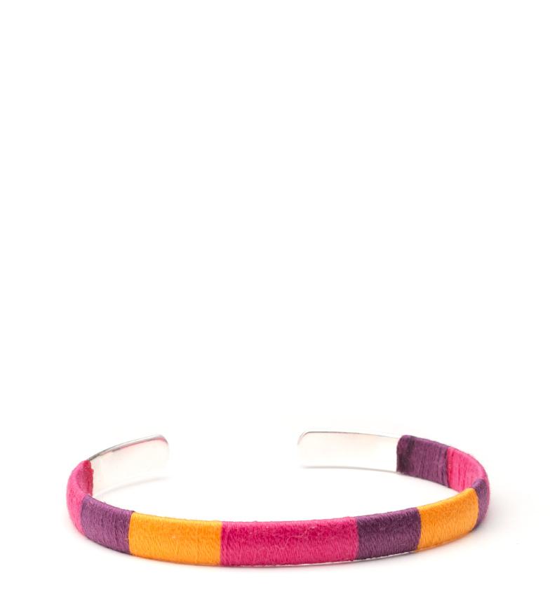 Comprar Agatha Ruiz De La Prada Fuchsia Loom Bracelet