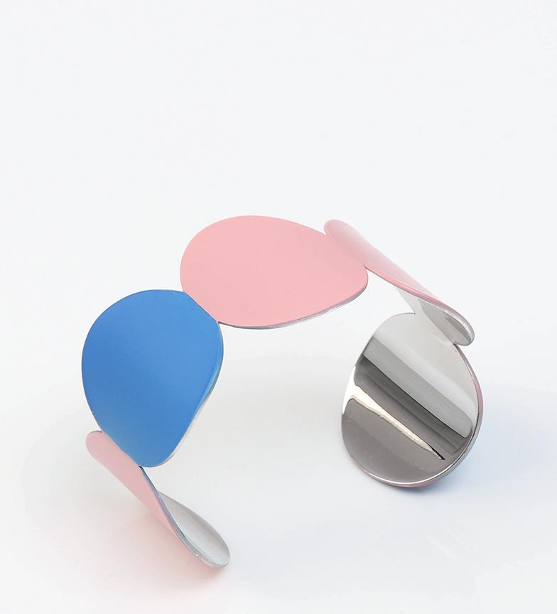 Comprar Agatha Ruiz De La Prada Bracciale Topos rosa, blu - By Cosima -