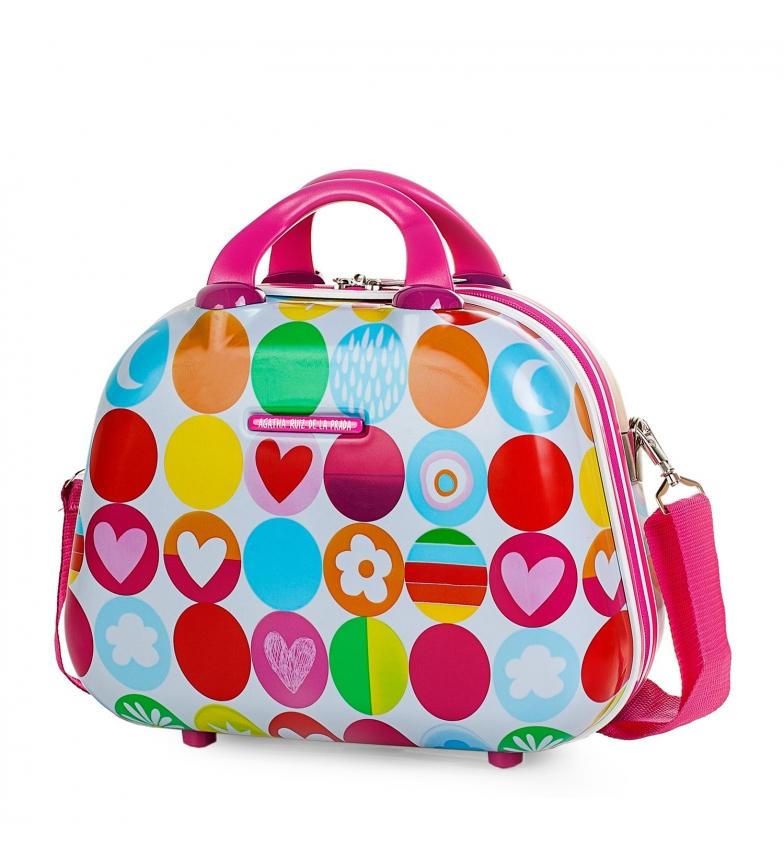 Comprar Agatha Ruiz De La Prada Toilet bag 56335 fuchsia -26x35x15cm