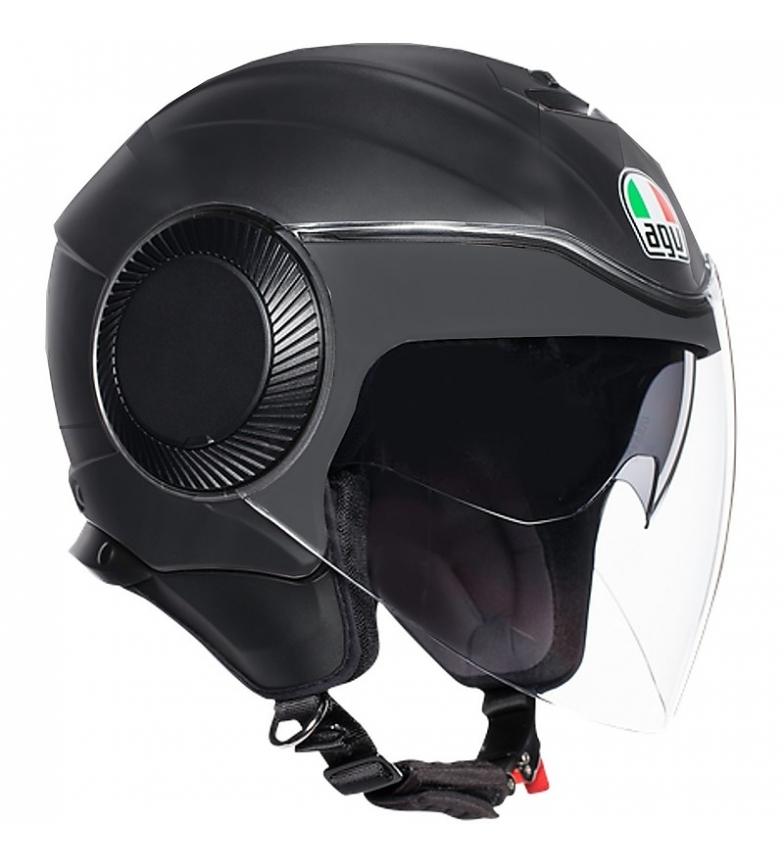 Comprar Agv Orbyt jet helmet black matt