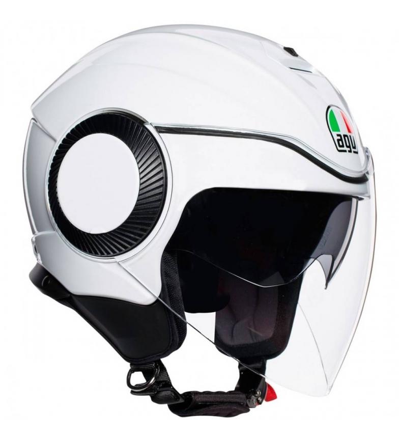 Comprar Agv Orbyt jet helmet pearl white