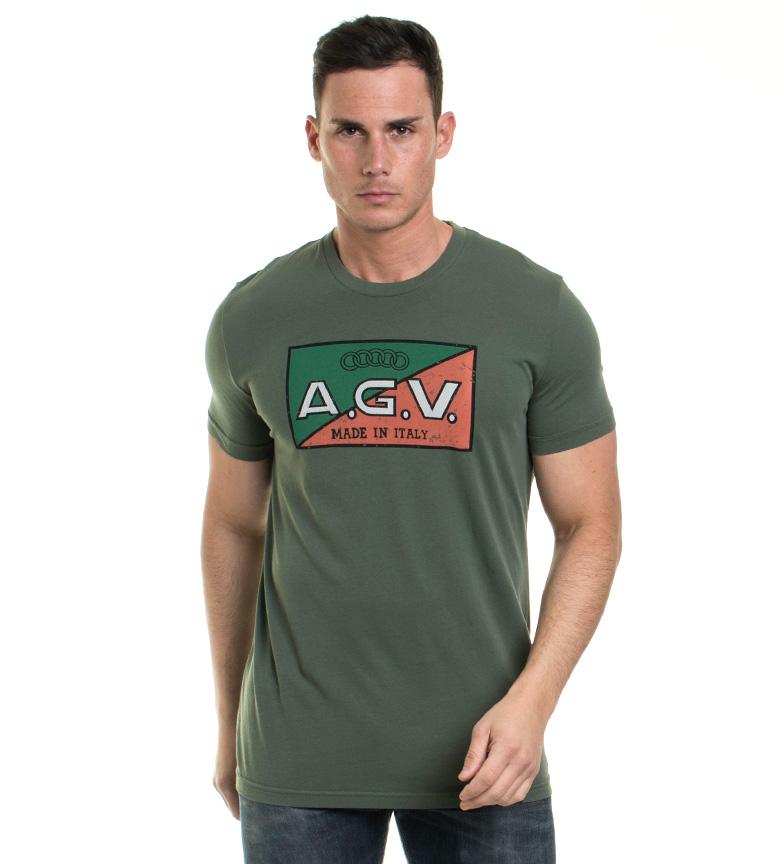 Comprar Agv T-shirt verde de Agv 1947
