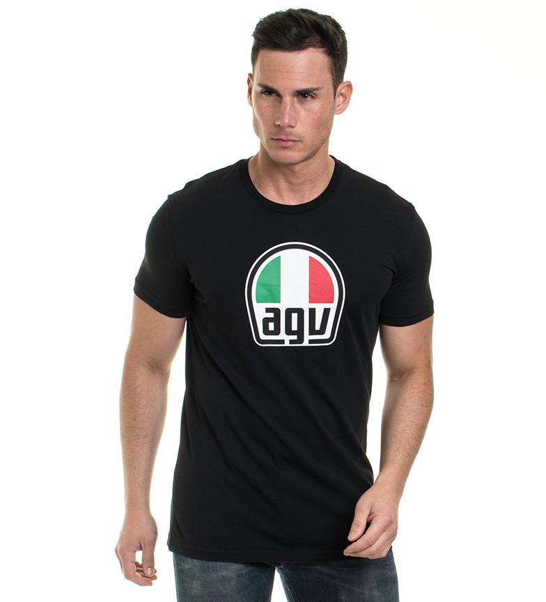 Comprar Agv Camiseta AGV negro