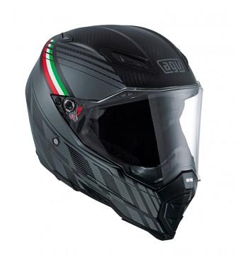 Comprar Agv Integral AX-8 helmet Naked Carbon Black Forest Matt Carbon / Gray