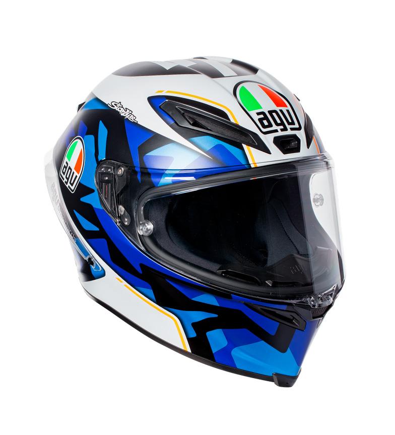 Comprar Agv Integral helmet Corsa R Replica Espagaró 2017 -Pinlock-