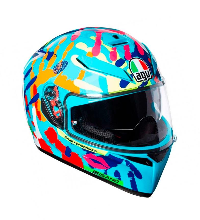 Comprar Agv Integral Helmet K-3 SV Misano 2014 -Pinlock-