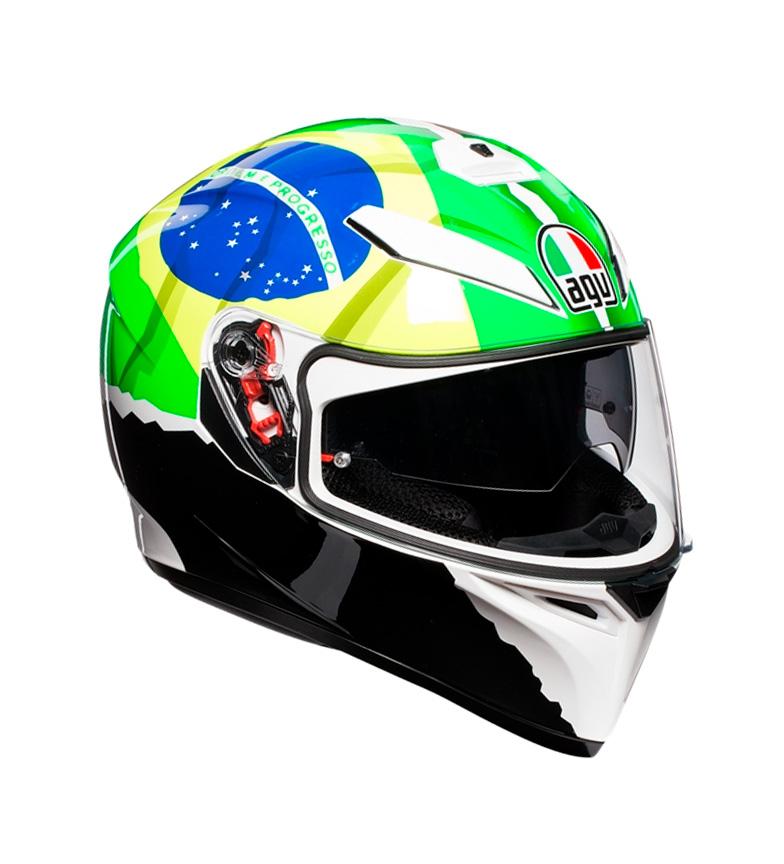 Comprar Agv Integral helmet K-3 SV Replica Morbidelli 2017 -Pinlock-