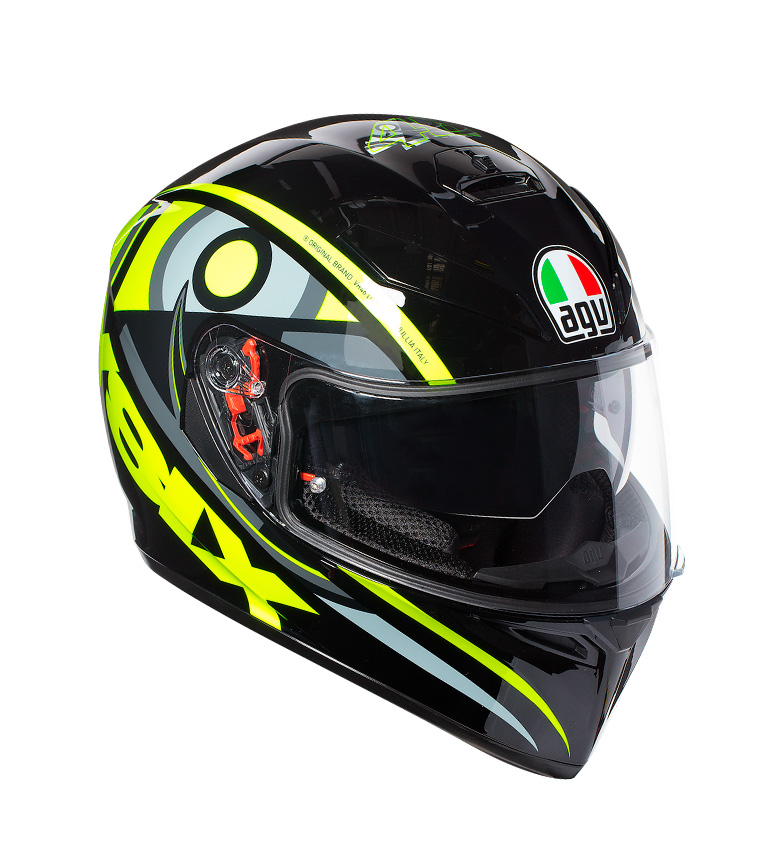 Comprar Agv Integral helmet K-3 SV Solun 46 -Pinlock-