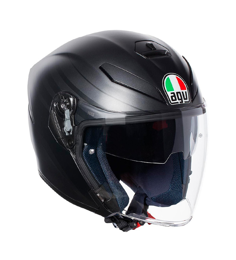 Comprar Agv Casco jet K-5 Orbiter Matt black, grey