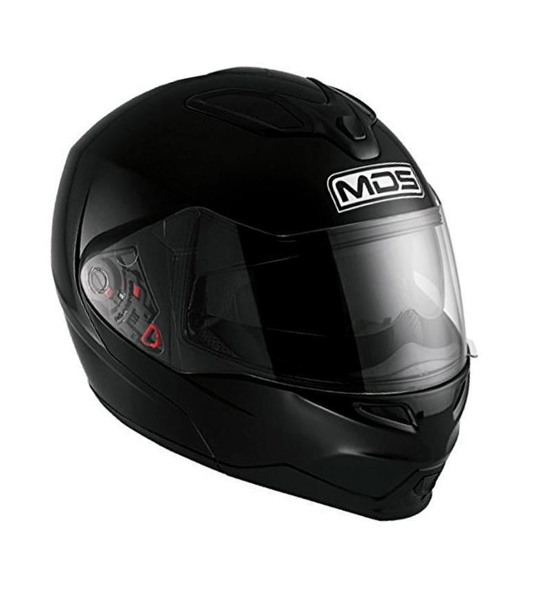 Comprar Mds Casco modular MD200 flat black