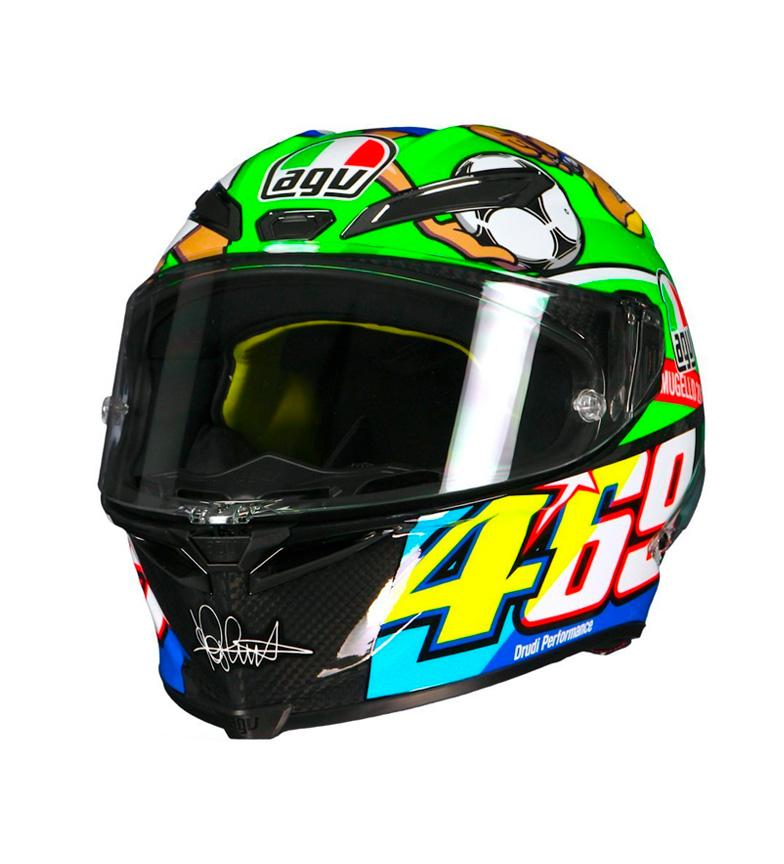 411b3096ae0ca Agv - Casco integral Pista GP R Rossi Mugello 2017 Carbon -Edición Limitada-  -Pinlock- Hombre Mujer. Agv
