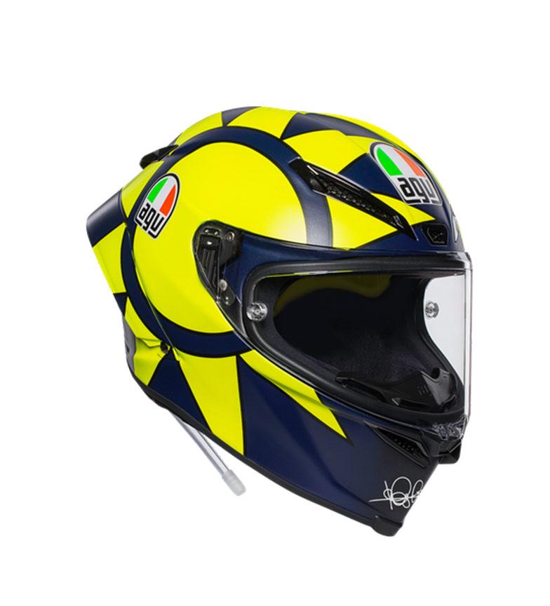 Comprar Agv Integral helmet GP R Top Track Soleluna 2018 -Pinlock