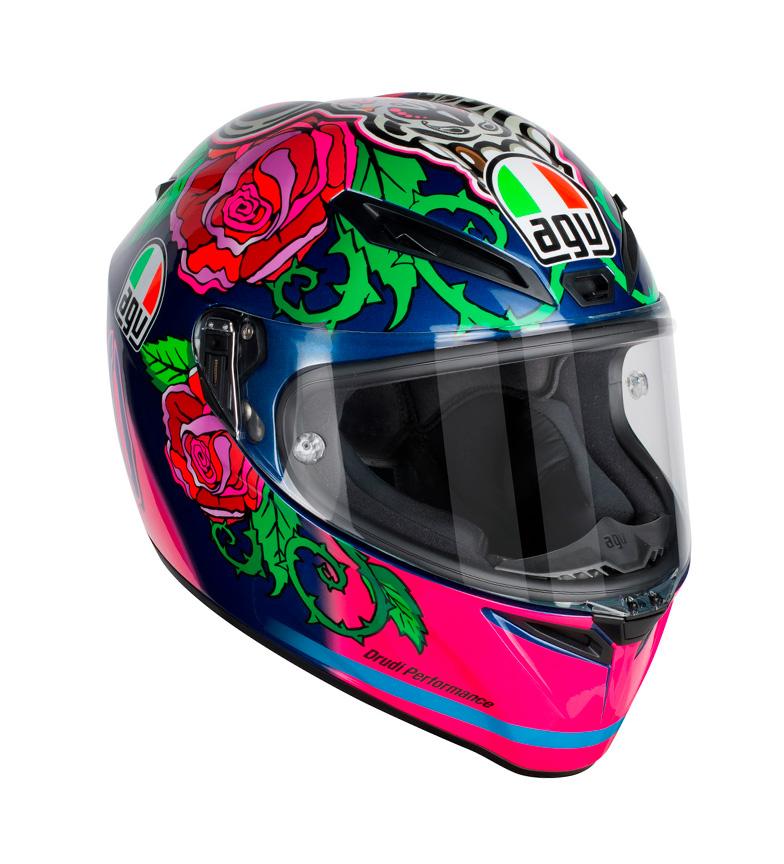 Comprar Agv Full helmet Veloce S Replica Salom 2016 -Pinlock-