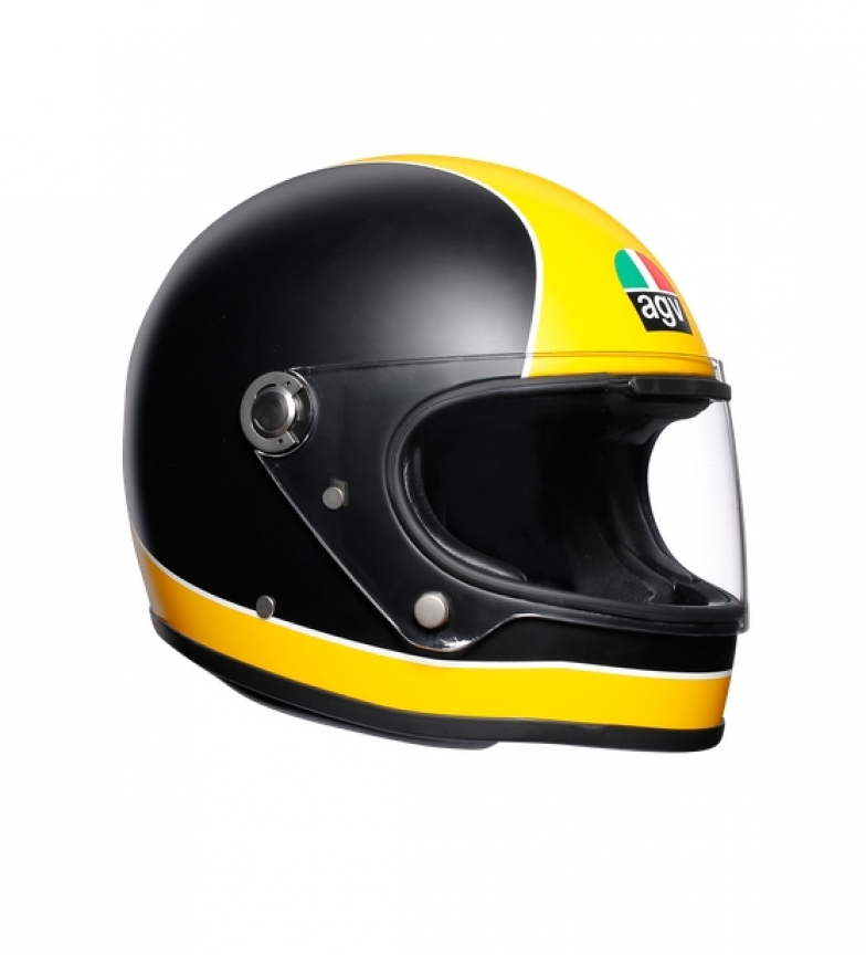 Comprar Agv Casco integral X3000 Multi Super AGV matt black, yellow