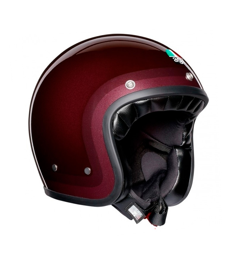 Comprar Agv Casco jet X70 Trofeo purple red