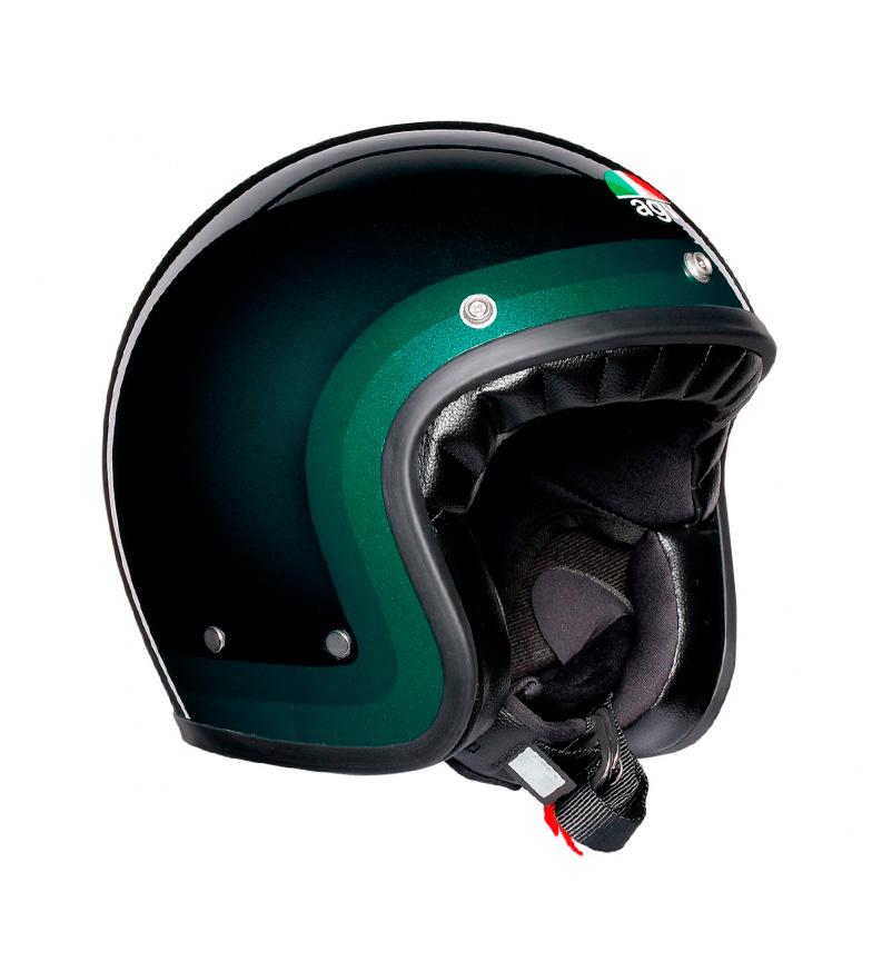 Comprar Agv Casque Jet X70 Trophy vert