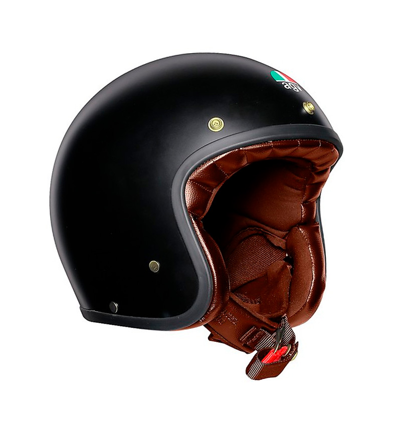 Comprar Agv Casco jet X70 matt black, gold