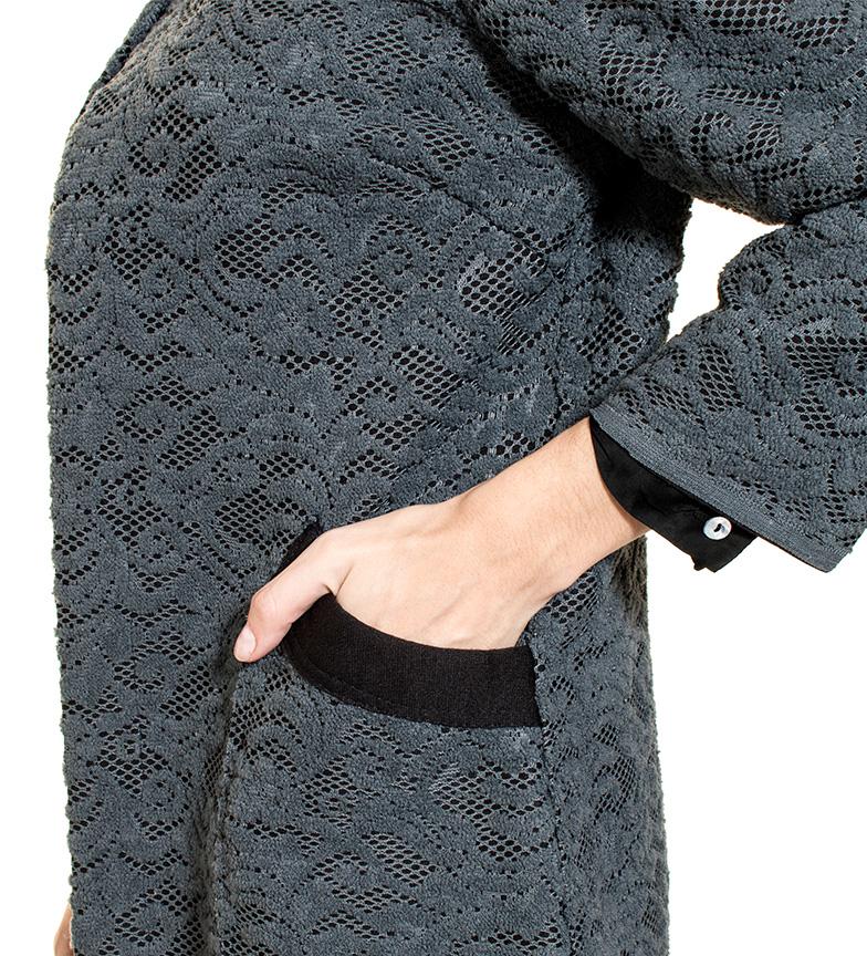 Almatrichi Tweed Abrigo Gris Gris Almatrichi Abrigo Tweed Abrigo Tweed Gris Tweed Almatrichi Abrigo Almatrichi QrdxBoeECW