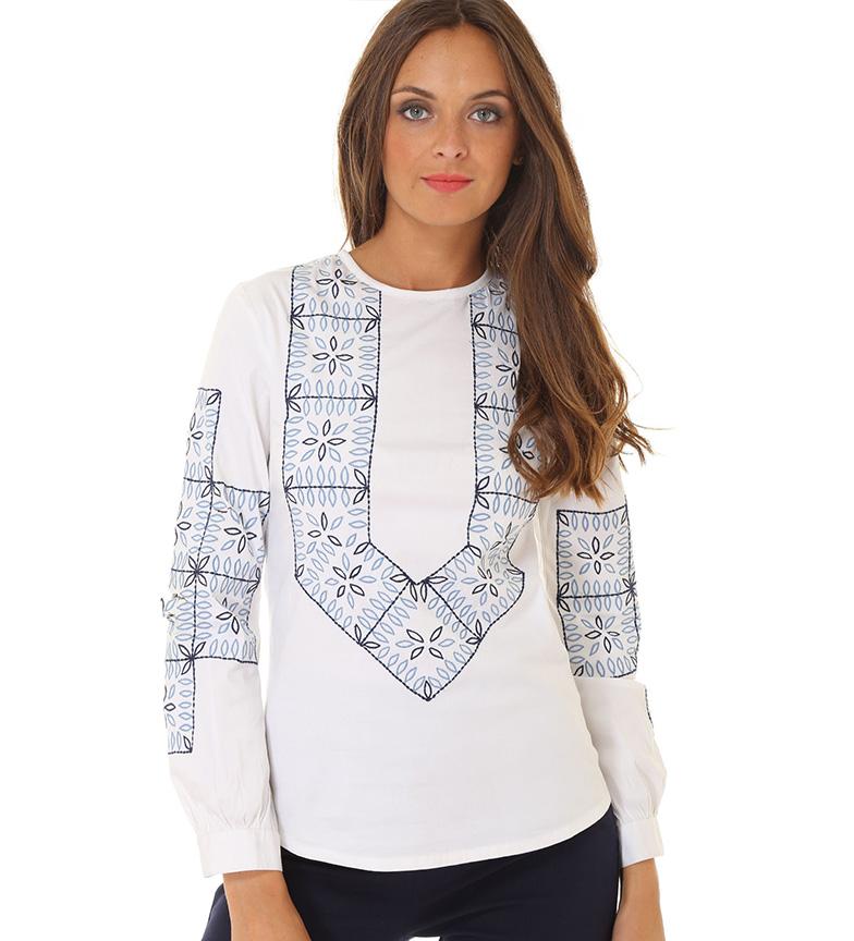 Comprar Almatrichi Blusa Lalin blanco