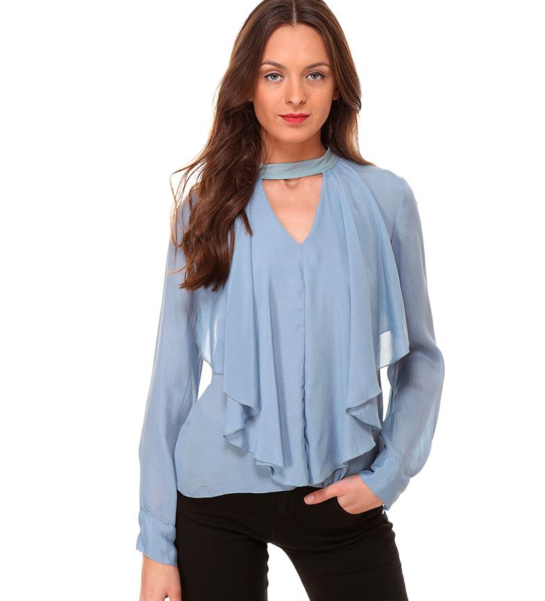 Comprar Almatrichi Marca blusa azul