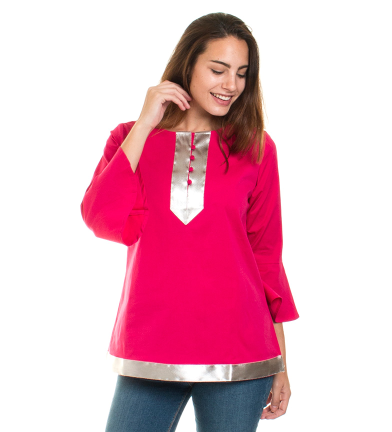 Comprar Almatrichi Blusa espaço-de-rosa