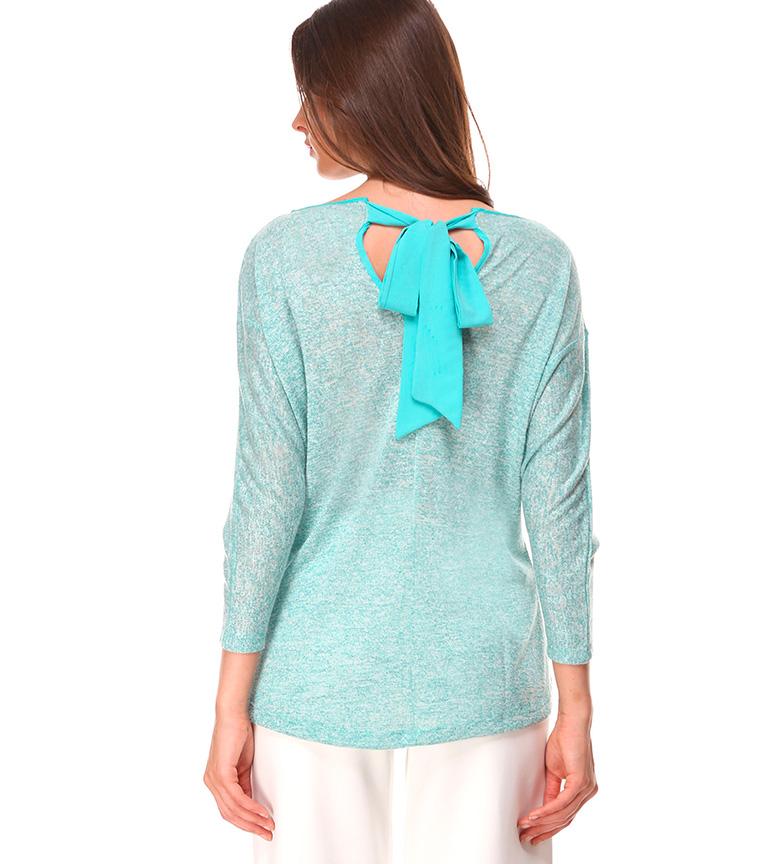 Almatrichi Camiseta Bow verde