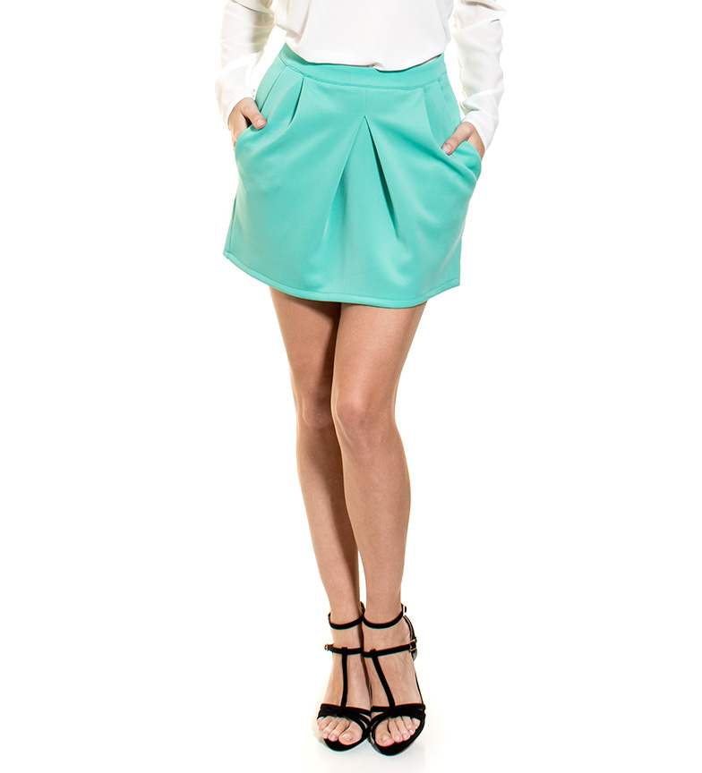 Comprar Almatrichi Turquoise moon skirt