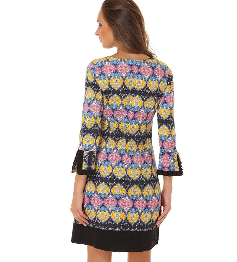 Almatrichi Vestido Cavani multicolor