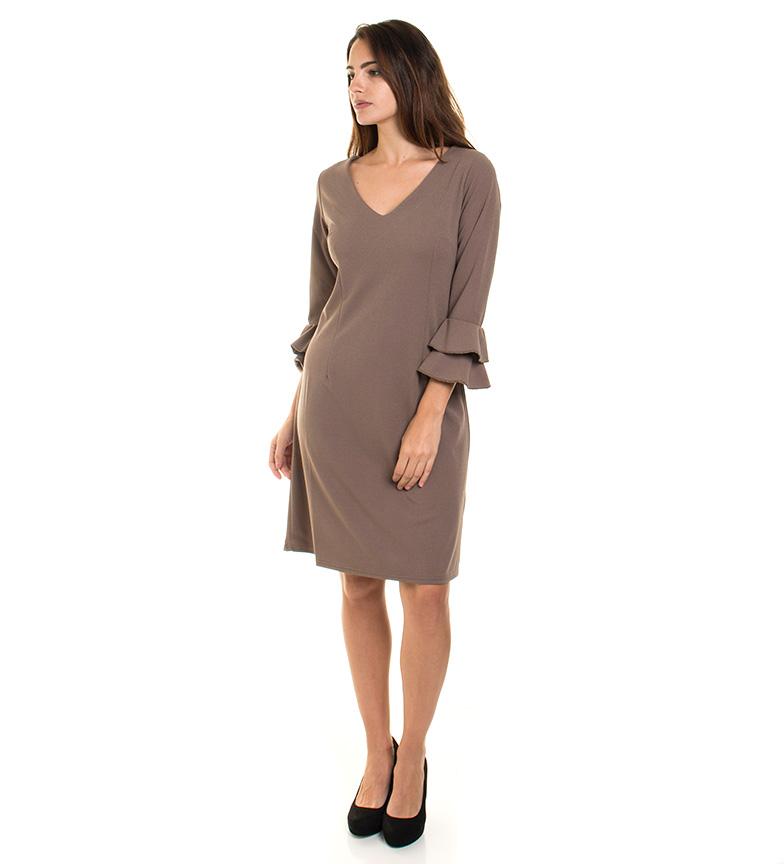 Comprar Almatrichi Gray Roberta Dress