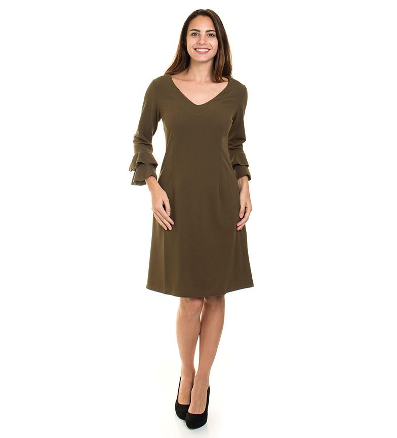 Comprar Almatrichi Vestito Roberta green